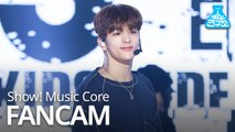 [예능연구소 직캠] Stray Kids - Side Effects (WOOJIN), 스트레이 키즈 - 부작용 (우진) @Show! Music Core 20190629