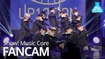 [예능연구소 직캠] UP10TION - Blue Rose, 업텐션 - Blue Rose @Show Music Core 20181222