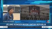 70 Musisi Indonesia Akan Gelar Konser Musik untuk Republik