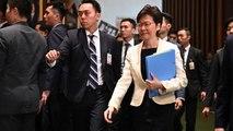 Hong Kong Leader Lam Faces Gridlock Amid Fresh Chaos