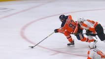 McDavid's five-point game