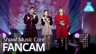 [예능연구소] 강승윤X마크X미나 SNOW + Mistletoe + Santa Claus Is Coming To Town @Show Music Core 20181222