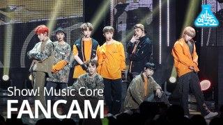 [예능연구소 직캠] NCT 127 - Simon Says, 엔시티 127 - Simon Says @Show Music Core 20181222