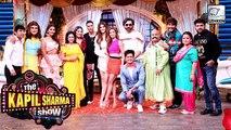 Team Housefull 4 Kickstarts Diwali Celebrations In The Kapil Sharma Show