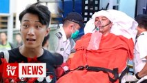 Hong Kong human rights leader attacked by armed men