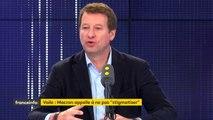 """Yannick Jadot """"soutient"""" le mouvement """"Extinction Rébellion"""""""