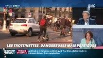 Dupin Quotidien : Les trottinettes, dangereuses mais pratiques - 17/10