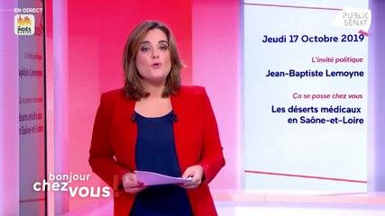Jean Bizet - Bonjour chez vous ! Jeudi 17 octobre