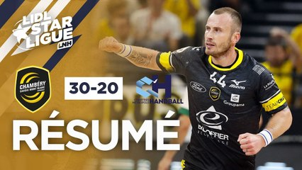 RESUME CHAMBERY - CHARTRES