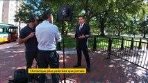 États-Unis : un journaliste de CNN menacé par le clan Trump