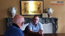 MUNICIPALES 2020 - Déclaration de Mr Guy Amiel, Maire sortant de Saint-Thibéry