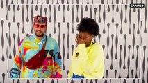 Hakim Jemili & Fadily Camara (HF) : Fashion week - Clique - CANAL+
