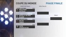 Coupe du Monde de Rugby : J-3 avant Galles / France