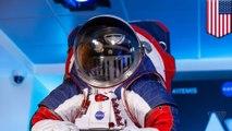 NASA unveils new spacesuit designs for next lunar mission