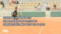 Roland-Garros : Federer sera bien là en 2020