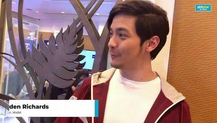 Alden Richards on his collection