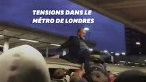 Cette action d'Extinction Rebellion à Londres a semé la pagaille dans le métro