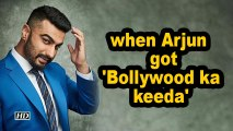 When Arjun Kapoor got 'Bollywood ka keeda'