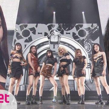 (여자)아이들((G)I-DLE) - Uh-Oh KCON 2019 THAILAND × M COUNTDOWN