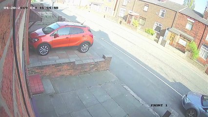 Fatal Collision in Wigan