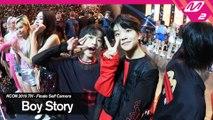 [KCON2019TH x M2] BOY STORY(보이스토리) 엔딩셀프캠