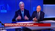 "ANALYSE - ""Nous avons un très bon nouvel accord"" : B. Johnson - BREXIT"