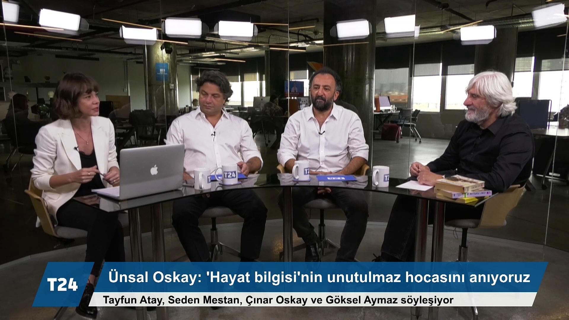 Ünsal Oskay: 'Hayat bilgisi'nin unutulmaz hocası
