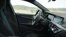 The first-ever BMW 220d Gran Coupe Interior Design in Storm Bay