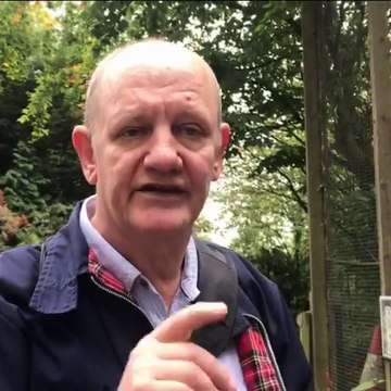 Kookaburra comedy? Man tries to get cackling birds at Birmingham zoo to laugh