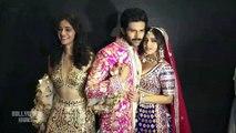 Ananya Panday, Kartik Aaryan & Bhumi Walk The Ramp For Abu & Sandeep To Unveil Collection 'Asal'.2