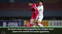 Son reflects on 'aggressive' Korea derby in front of no fans