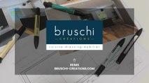 Bruschi Créations - Conception de cuisine, salle de bain et dressing à Reims.