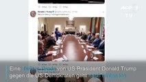 Vertwittert: Trumps Attacke gegen Pelosi geht nach hinten los
