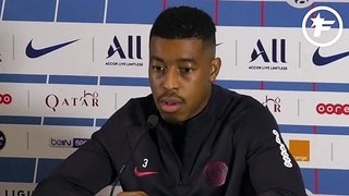 PSG : la mise au point de Presnel Kimpembe sur sa saison dernière ratée