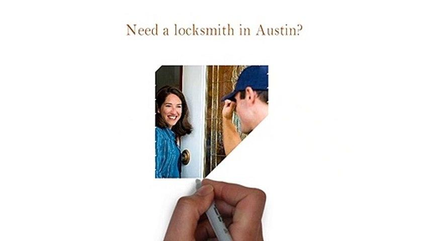Locksmith in Austin