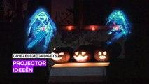 Maak de meest griezelige Halloween met je projector