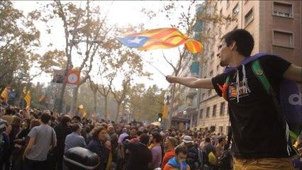 Kataloniens Kampf für die Unabhängigkeit