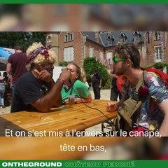 Ontheground - Chateau Perché festival 2019