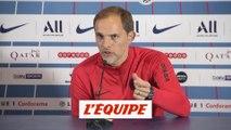 Tuchel critique les cadences du calendrier « Cela tue les joueurs » - Foot - L1 - PSG