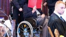 Ex-KZ-Wachmann in Hamburg vor Gericht