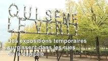 L'art contemporain de la FIAC s'installe hors les murs dans Paris