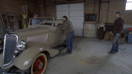 Tough Negotiating for a 1934 Ford Cabriolet