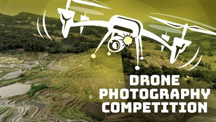 Drones compete for the best pictures