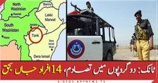 Tribal clash leaves 14 dead in KP's Tank district