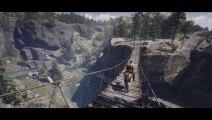Red Dead Redemption 2 - Bande annonce PC 4K 60fps