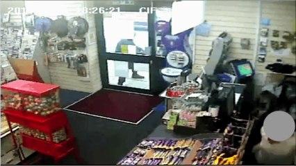 Golborne Post Office robbery