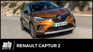 Essai nouveau Renault Captur : couronne conservée