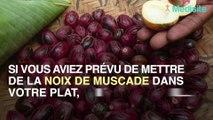 La noix de muscade adibone serait contaminée par des moisissures