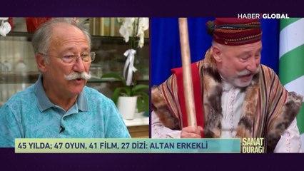 Usta Sanatçı Altan Erkekli 47 Oyun 41 Film 27 Dizi