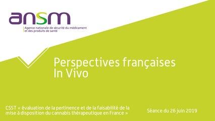 Perspectives françaises - Projet d'In Vivo